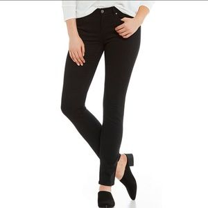 Eileen Fisher Skinny Jeans Black